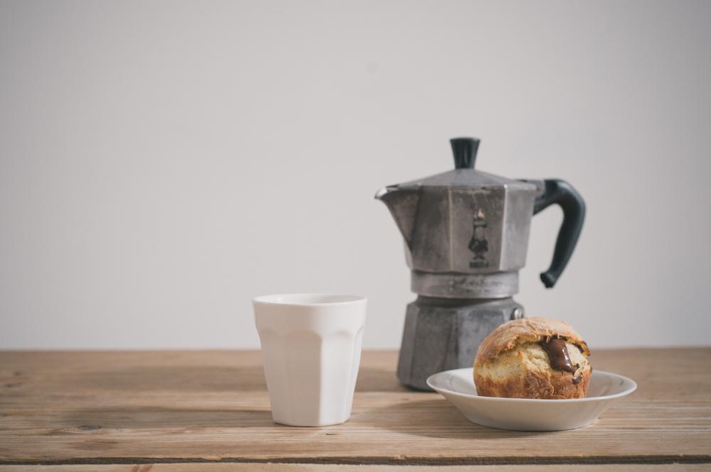 Suikerkick op de vroege ochtend: Il brioche col caffè