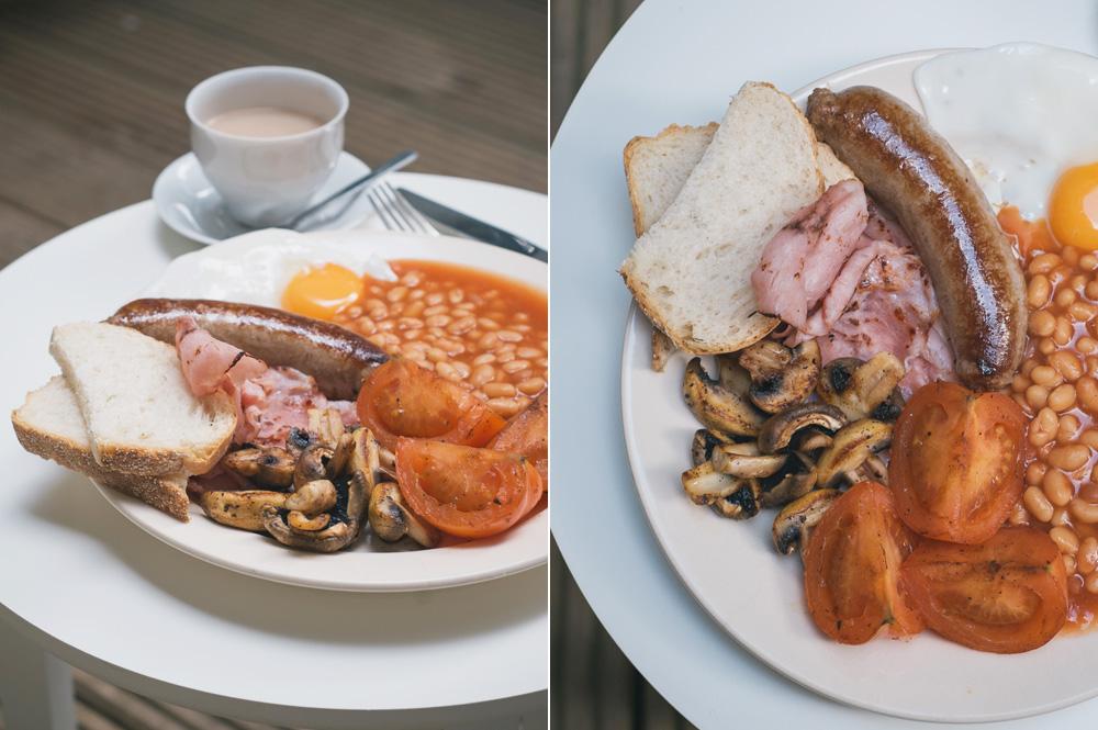 Full English breakfast: hoe een adellijk ontbijt een nationaal gerecht werd