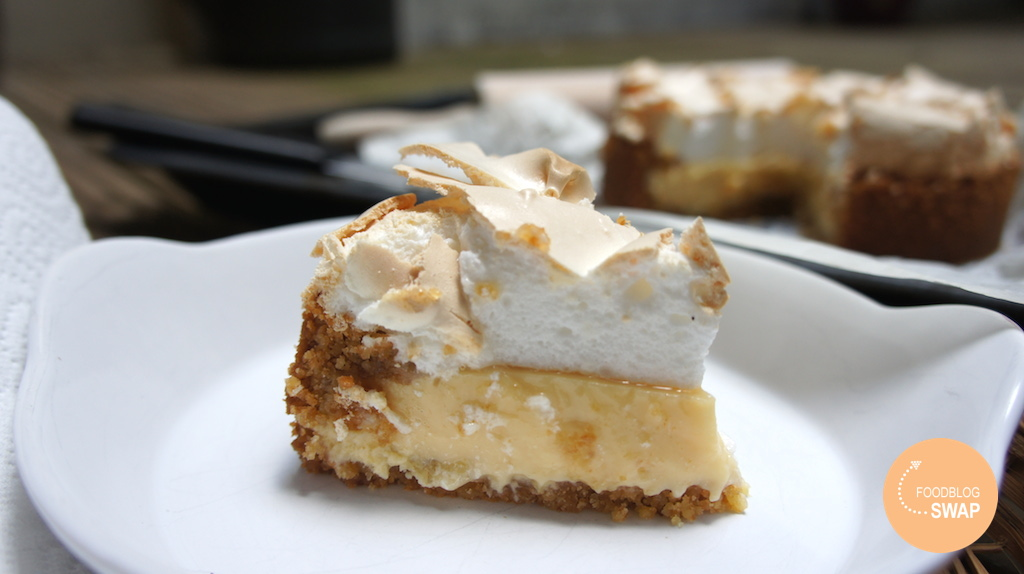 Foodblog Swap: Citroen-custard-meringuetaart