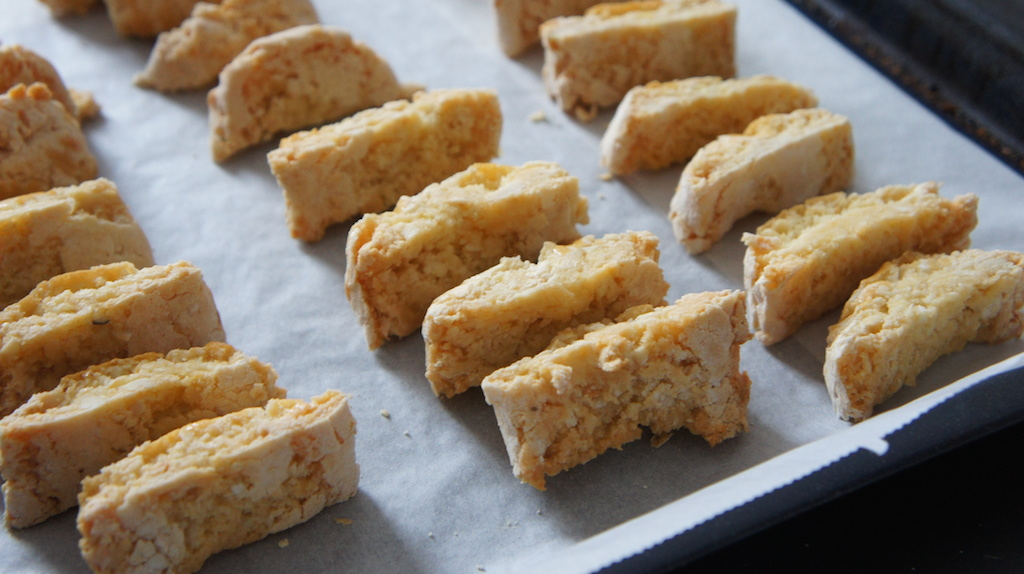 Italiaanse Cantuccini. Of toch niet?