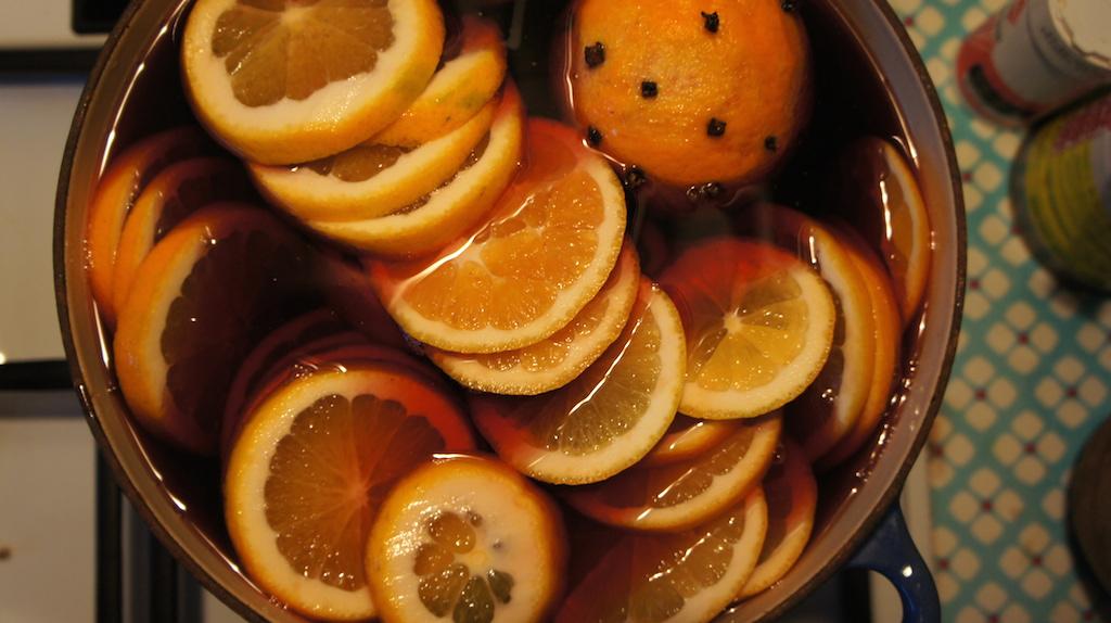Kerst-in-aantocht: super lekker gluhwein recept